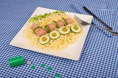 孩子膳食 免版税库存图片