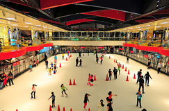 Cityplaza冰宫殿,香港 免版税库存照片