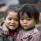孩子越南 免版税库存图片