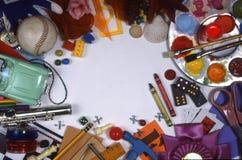 孩子活动和比赛 免版税图库摄影