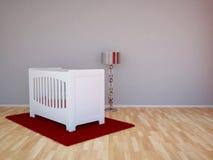 婴孩室 免版税库存图片