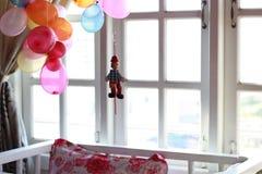 婴孩室 免版税图库摄影