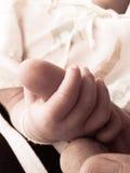婴孩接合 库存照片
