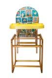 婴孩椅子 库存图片