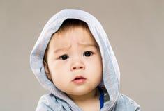婴孩混淆 免版税图库摄影