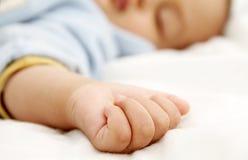 婴孩现有量 免版税库存图片