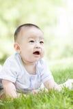 婴孩的画象 免版税图库摄影