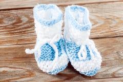 婴孩衣物 免版税图库摄影
