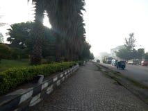 它是再Bishoftu,埃塞俄比亚 免版税库存照片