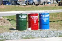 它是回收站 免版税库存图片