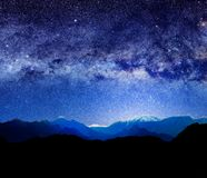 宇宙抽象光  图库摄影