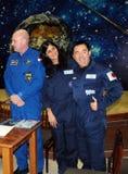 宇航员博物馆空间 免版税图库摄影