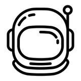 宇航员盔甲象,概述样式 库存例证