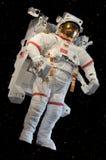 宇航员美国航空航天局s 免版税库存照片
