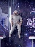 宇航员苏维埃 免版税库存图片