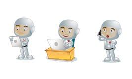 宇航员3 免版税图库摄影