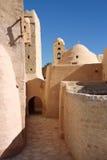 安东尼基督徒科普特人的埃及修道院s  免版税图库摄影