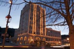安东尼旅馆标记 免版税库存照片
