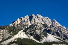 安佩佐白云岩每美妙的秋天天 库存照片