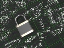 安全专家 免版税图库摄影