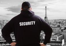 安全在巴黎 图库摄影