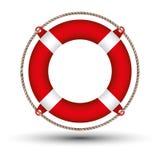 安全带的传染媒介例证 免版税图库摄影