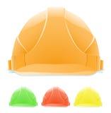 安全帽 向量例证