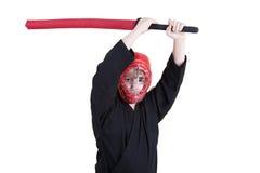 安全性剑 免版税库存图片