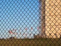 安全性防护在华盛顿 库存照片
