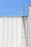 安全梯子 库存图片