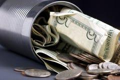 安全的储蓄 免版税图库摄影