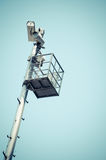 安全的照相机 免版税库存图片