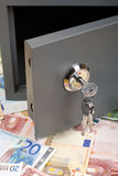 安全 免版税库存照片