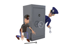 安全 免版税库存图片