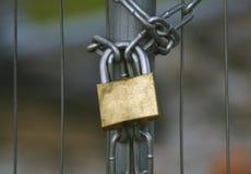 安全 免版税图库摄影