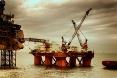 安全Caledonia适应船具 免版税库存图片
