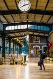 安卡拉地铁车站 库存图片