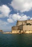 安吉洛堡垒马耳他st 库存照片