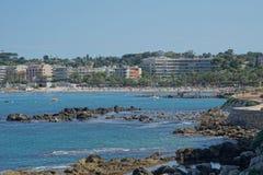 安地比斯法国 免版税库存照片