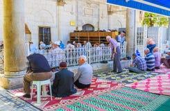 安塔利亚的穆斯林 免版税图库摄影