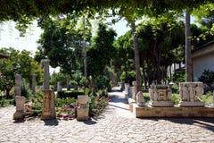 安塔利亚,土耳其博物馆  库存图片