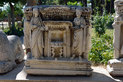 安塔利亚,土耳其博物馆  免版税库存照片