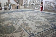 安塔基亚考古学博物馆 库存照片