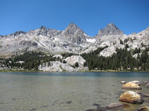 安塞尔・亚当斯原野,加利福尼亚 免版税库存照片