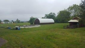 安大略农场 库存图片