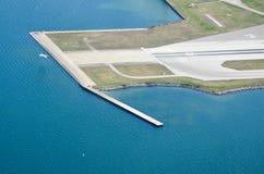 安大略机场湖  图库摄影