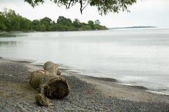 安大略湖 图库摄影