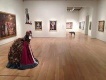 安大略美术馆在多伦多 免版税库存图片