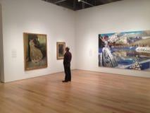 安大略美术馆在多伦多 库存图片