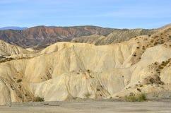 安大路西亚沙漠 库存图片